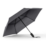 Windjammer® Vented Auto Open Auto Close Compact Umbrella
