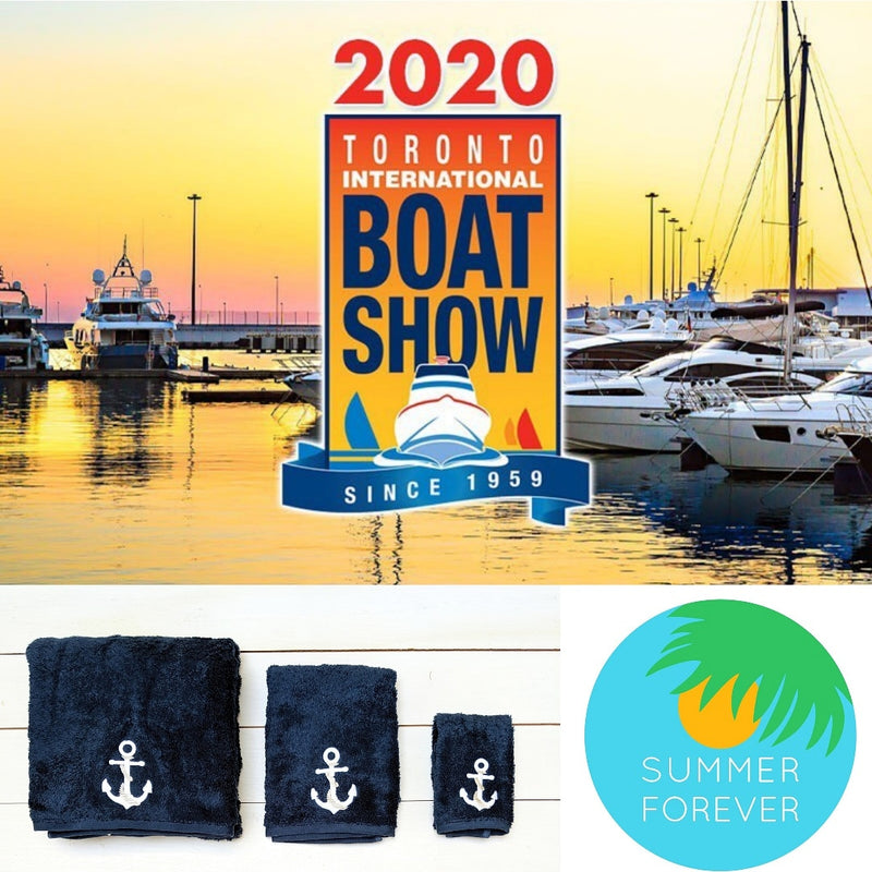 Toronto International Boat Show Jan, 2020 - BOOTH E433