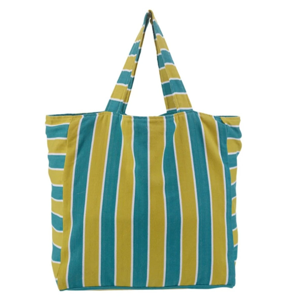 May, Beach and City Bag, Lime & Lemon