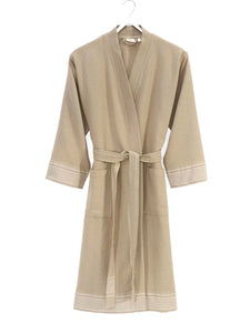 Tuna Bathrobe, Beige