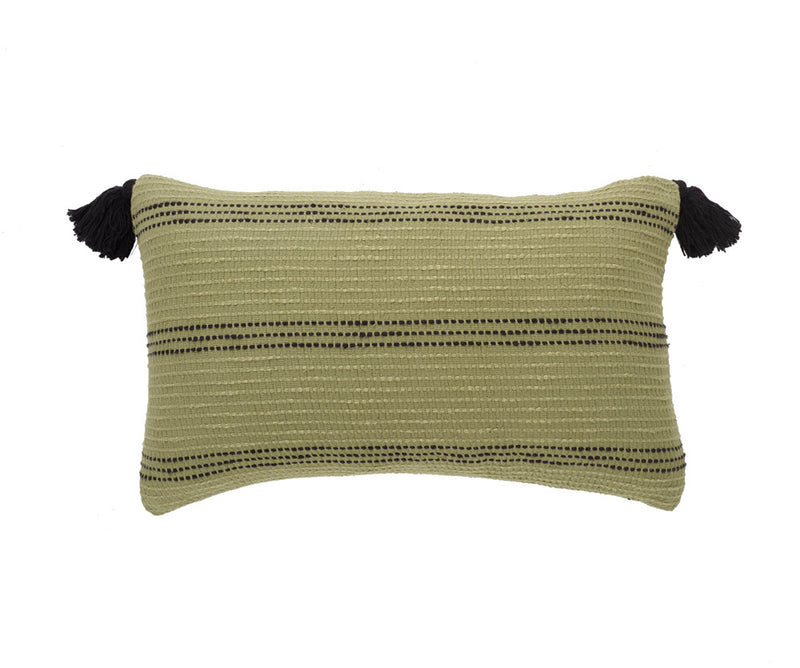 Yuma, Cushion Case - Olive