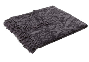 Risus, Throw, Blanket - Anthracite