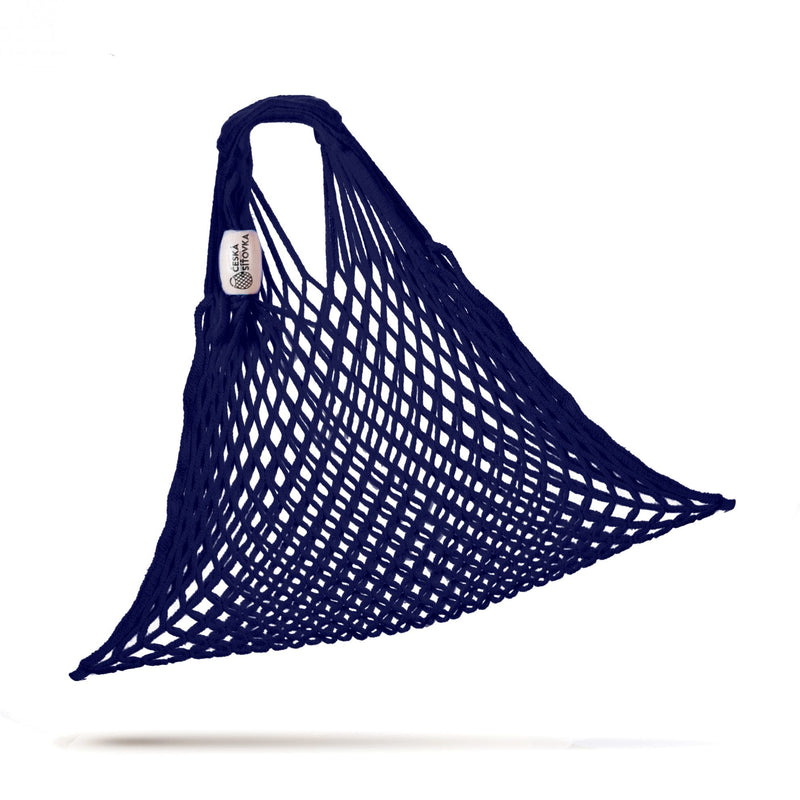 Value Pack, 4 Stretchy Net Bags; Navy, Black, Red, Green