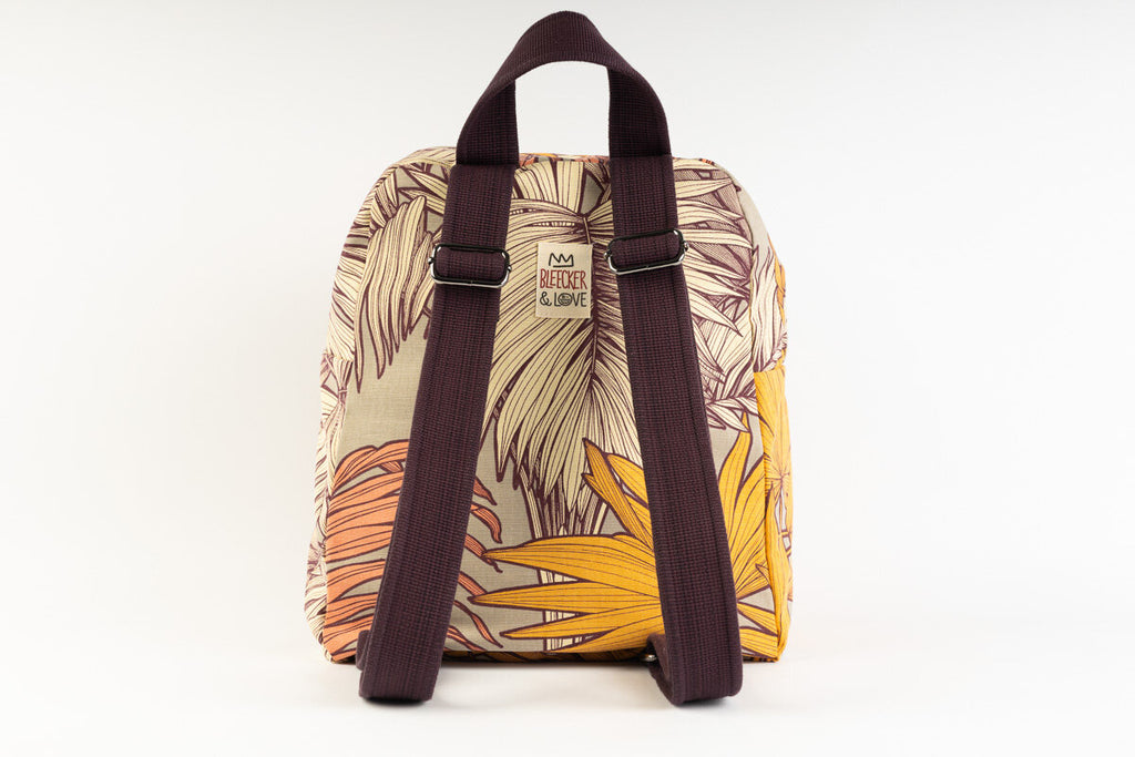 Backpack - Kaiso - Beige