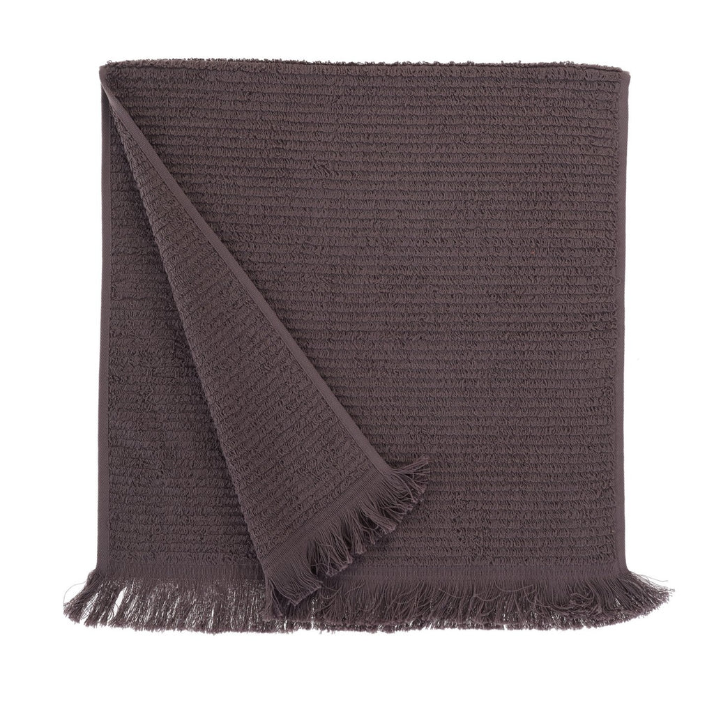 Athena, Terry Towel, Extra Long Loops, Anthracite