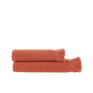 Athena, Terry Towel, Extra Long Loops, Cinnamon
