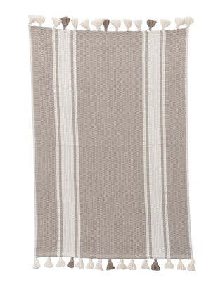 Tuna Bath Mat, Beige