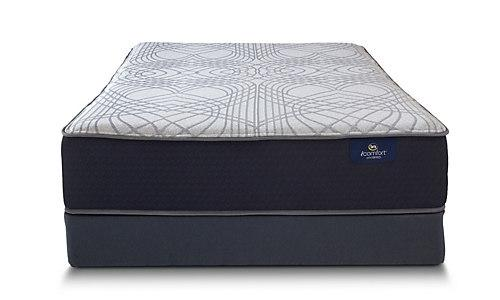 iComfort Verve Smooth Plush Top Mattress Set