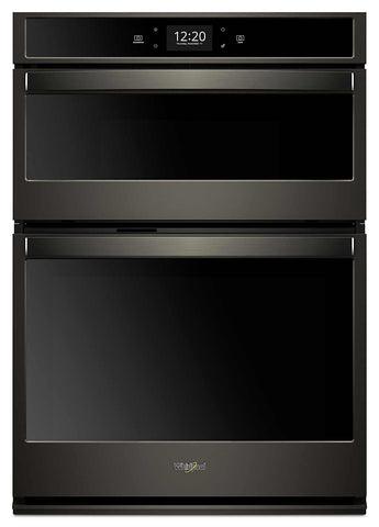 Whirlpool 27 Built-In Microwave/Oven - Black Stainless