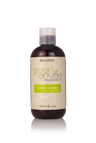 Balance - Sri Lankan Lemongrass Body Wash