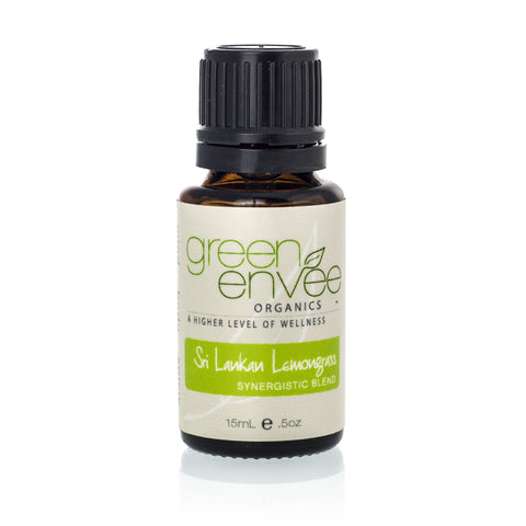 Balance - Sri Lankan Lemongrass Essential Oil Blend