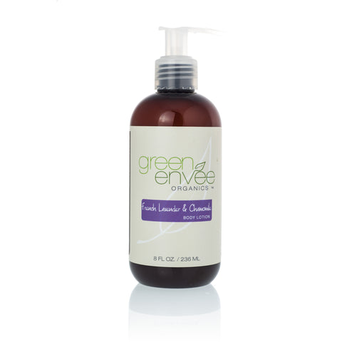 Relax - French Lavender and Chamomile Body Lotion