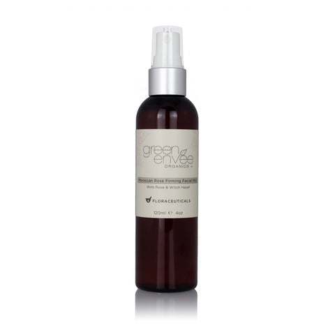 Moroccan Rose Firming Facial Mist with Rose & Witch Hazel