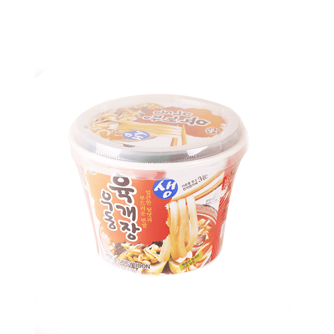 Assi Hot Spicy Udon - 218g Snackoo
