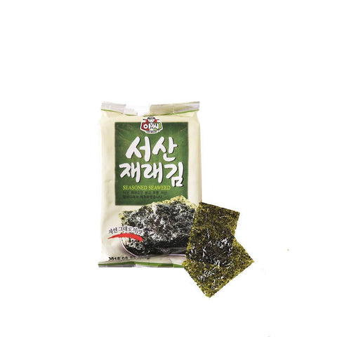 Assi Roasted Seasonal Seaweed Snackoo