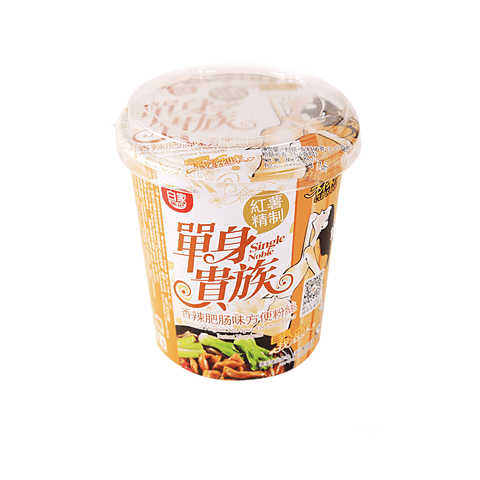Bai Jia Spicy Fei-chang Flavor Instant Vermicelli Snackoo