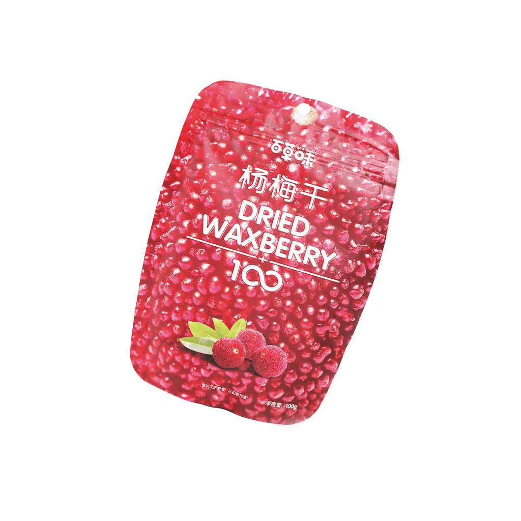Be & Cheery Dried Waxberry - 100g Snackoo