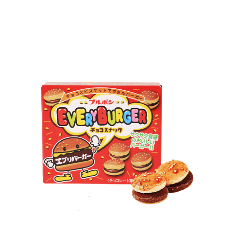 Bourbon Every Burger Chocolate Cookies - 66g Snackoo