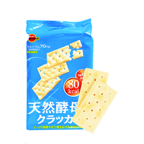 Bourbon Tennen Kobo Cracker - 141g Snackoo