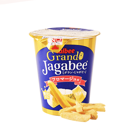 Calbee Jagabee Chips Fromage Taste - 38g Snackoo