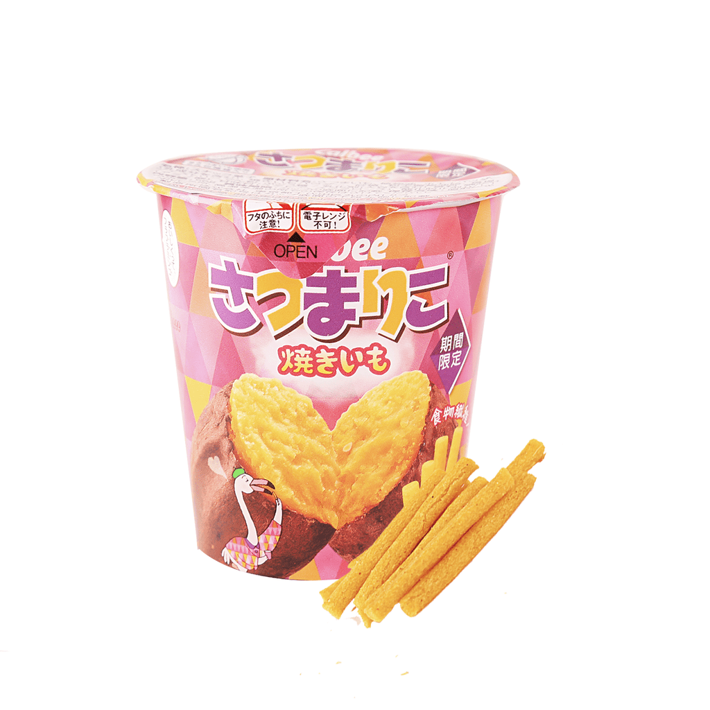 Calbee Jagabee Chips Sweet Potato Taste - 56g Snackoo