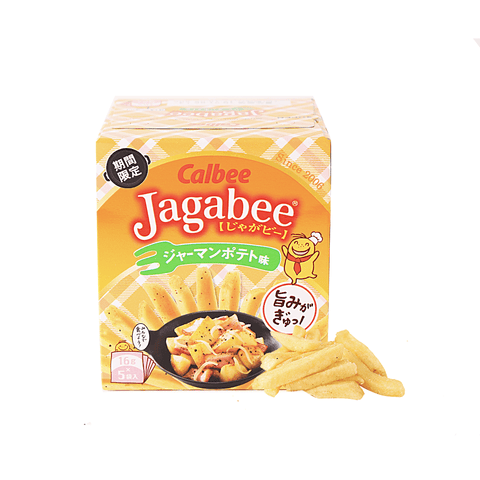 Calbee Jagabee German Bacon Fries - 5 PCS Snackoo
