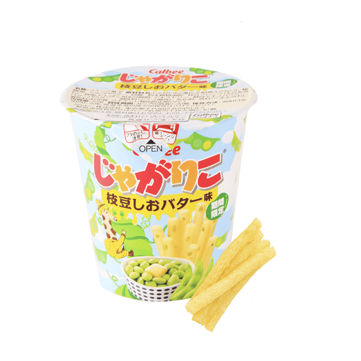 Calbee Soybean Butter Potato Chip - 52g Snackoo