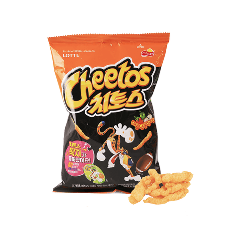Cheetos Spicy Snack - 88g Snackoo