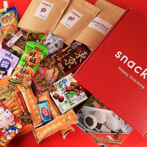 Chinese New Year Limited Box Snackoo