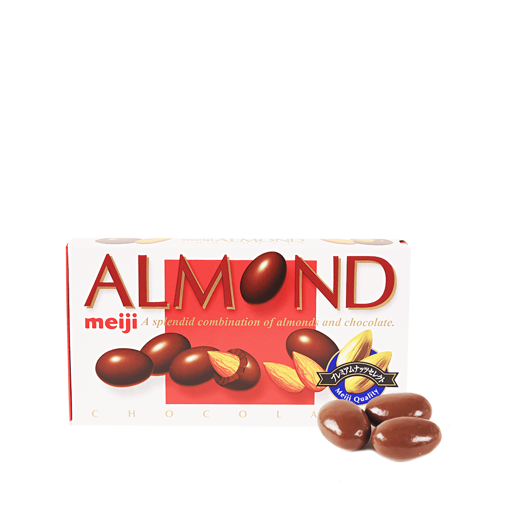 Chocolate Covered Almonds - 88g Snackoo