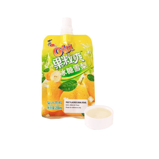 Cici Pear Flavor Jelly Juice - 258ml Snackoo