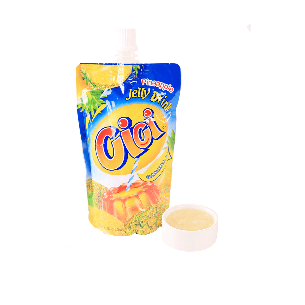 Cici Pineapple Jelly Drink - 150g Snackoo
