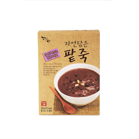 Daedoo Red Bean Porridge -240g Snackoo