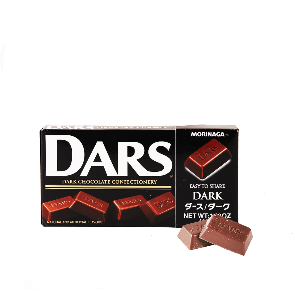 Dars Bitter Chocolate - 12 PCS Snackoo