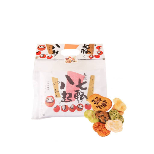 Daruma Rice Crackers - 5 Bags Snackoo