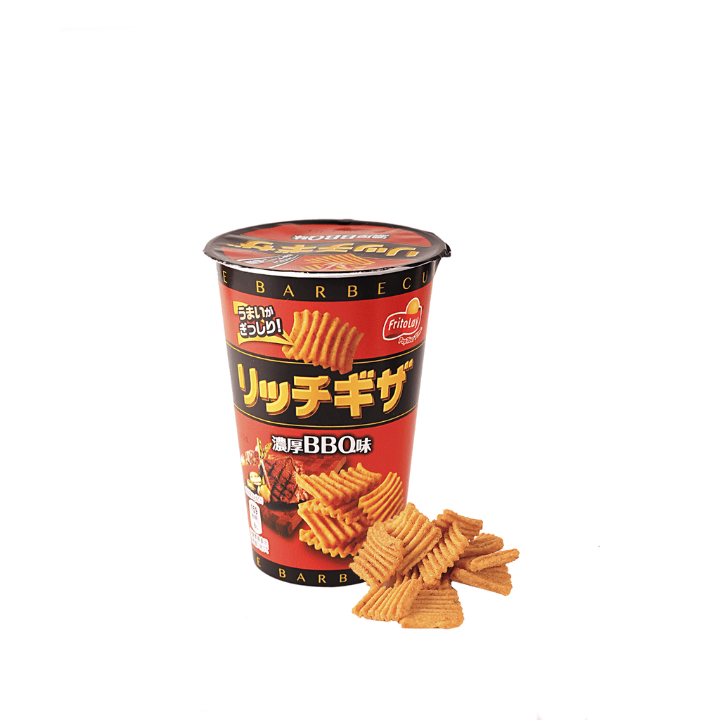 Frito Rich BBQ Taste Corn Chips - 65g Snackoo