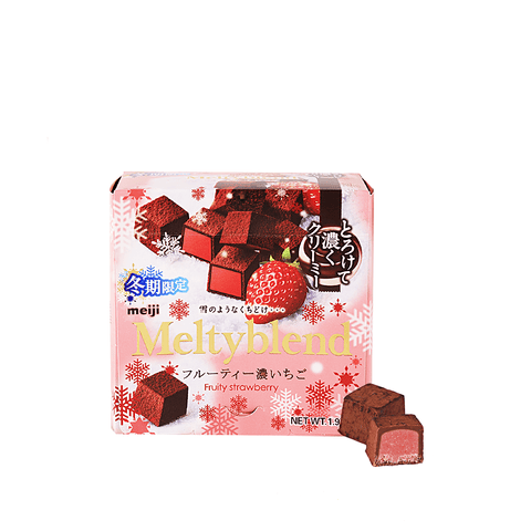 Fruity Strawberry Meltyblend - 40g Snackoo