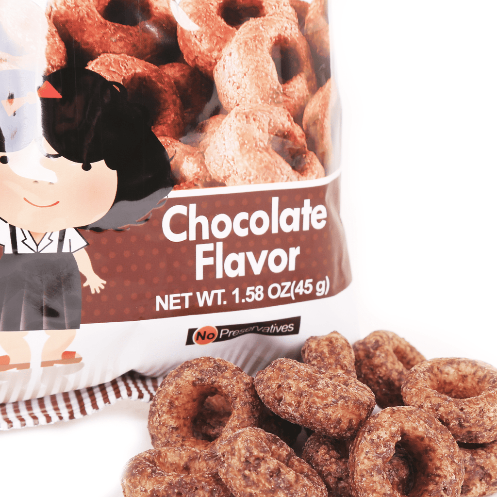 GGE Chocolate Ring - 45g Snackoo