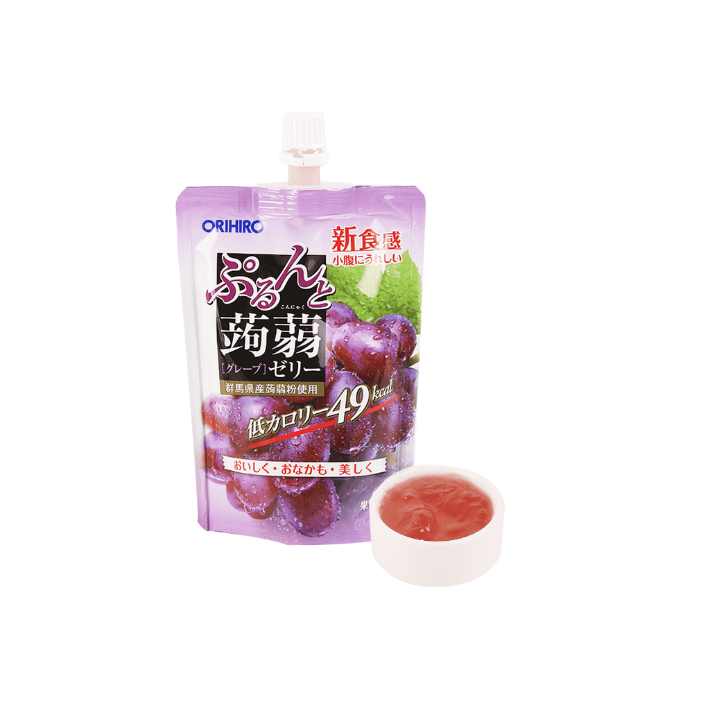 Grape Jelly Drink - 130g Snackoo
