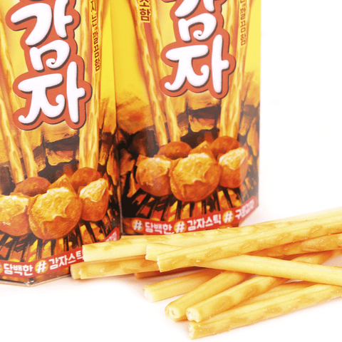 HaiTai Low-Cal Baked Fries Snack - 2 PACKS Snackoo