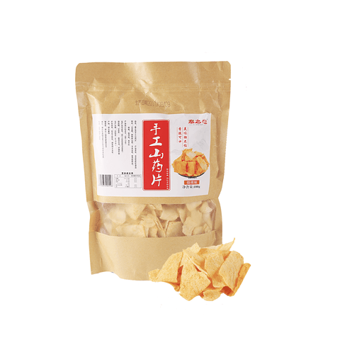 Handmade Yam Chips BBQ Flavor - 180g Snackoo