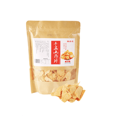 Handmade Yam Chips Spicy Flavor - 180g Snackoo