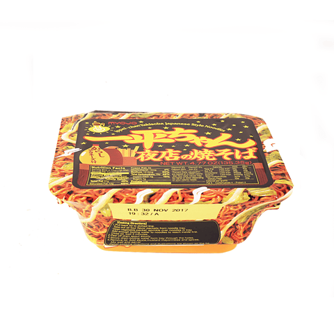 Ippeichan Yakisoba Instant Noodles With Mustard Mayo - 135g Snackoo