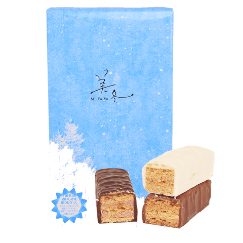 Ishiya | Mifuyu Chocolates - 6 PCS Snackoo