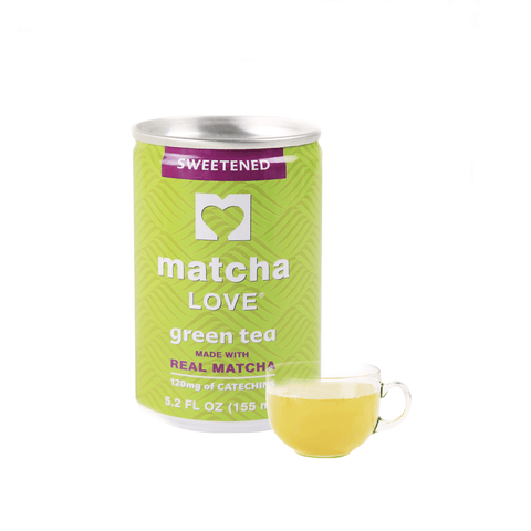 Itoen Matcha Love Green Tea - 155ml Snackoo