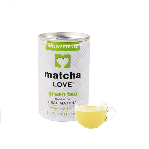 Itoen Matcha Love Unsweetened Green Tea - 155ml Snackoo