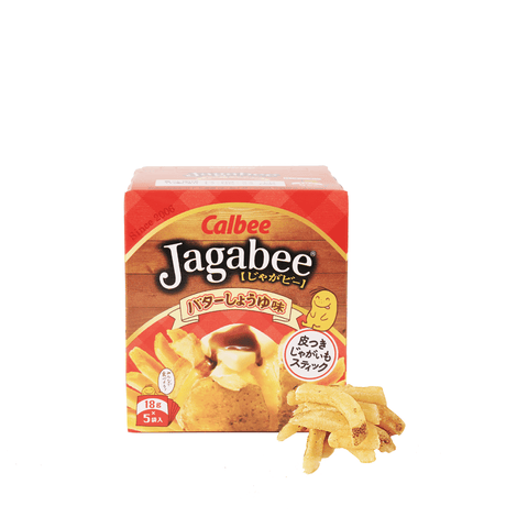 Jagabee Buttery Soy Sauce Fries - 5 PCS Snackoo