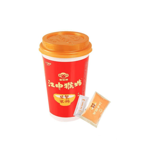 Jiang Zhong Instant Herbal Rice Cereal - 1 Cup Snackoo
