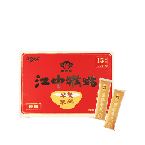 Jiang Zhong Instant Herbal Rice Cereal Orignial Snackoo