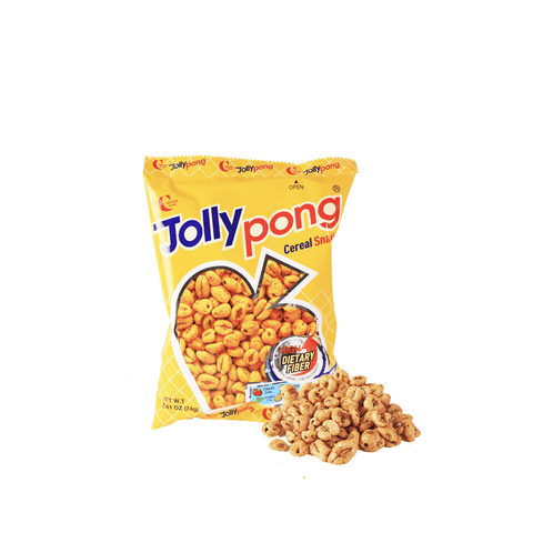 Jolly Pong Cereal Snack - 74g Snackoo